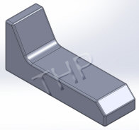 bucking bar type 22 drawing